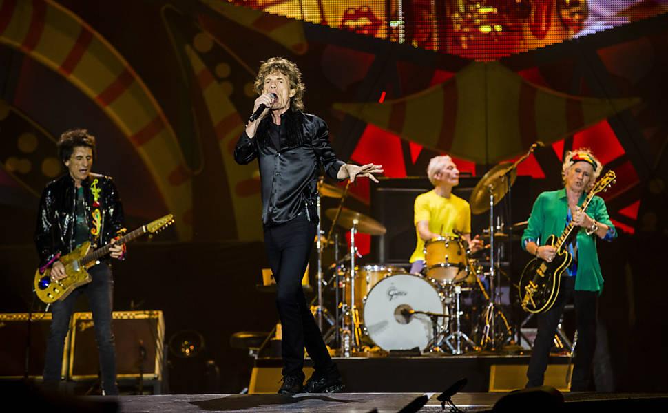 Rolling Stones em São Paulo
