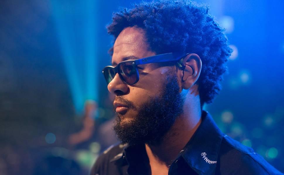 Gravação do Sambabook com Jorge Aragão