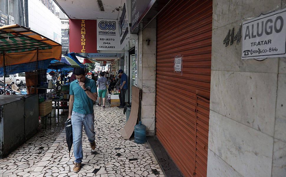 Crise brasileira atinge Paraguai