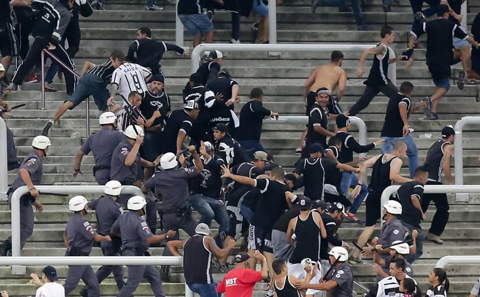 Corinthians x Cerro Porteño