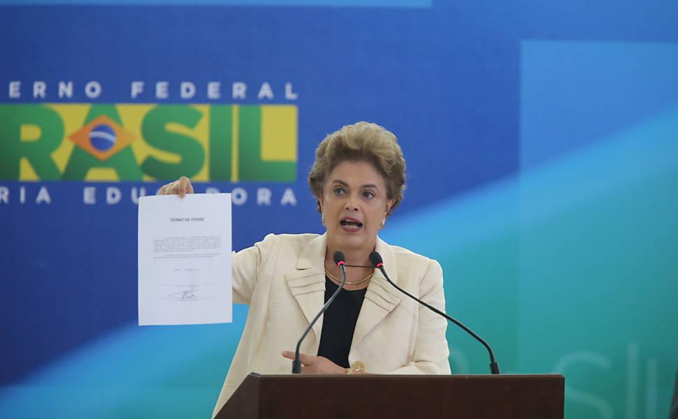 Liberação dos áudios de conversas de Lula e Dilma, em 2016