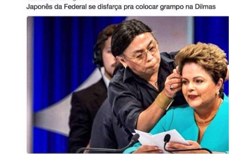 Memes brincam com Lula ministro e atual crise política