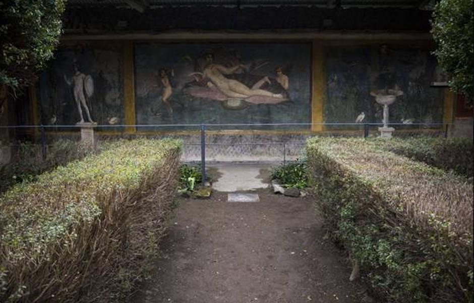 Pompeia abre mais cinco residências ao público