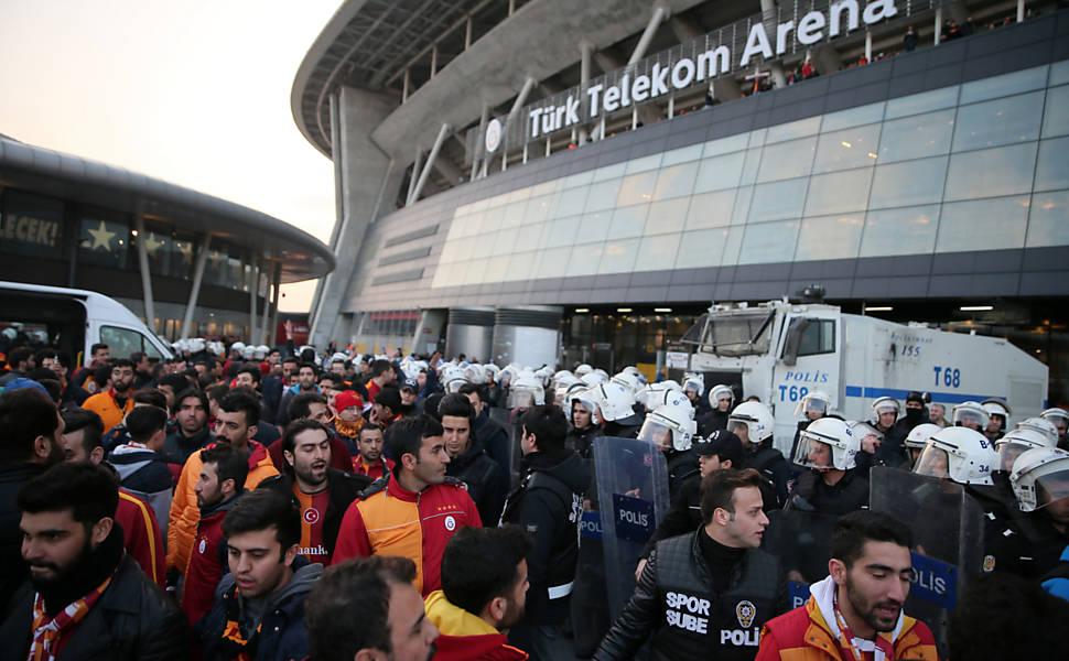 Atentado em Istambul