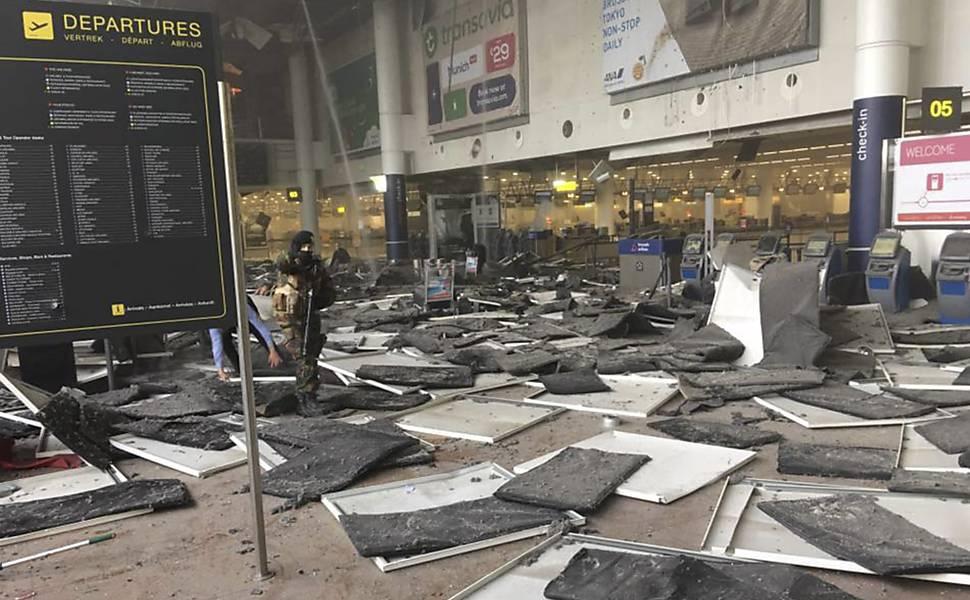 Ataques na Bélgica