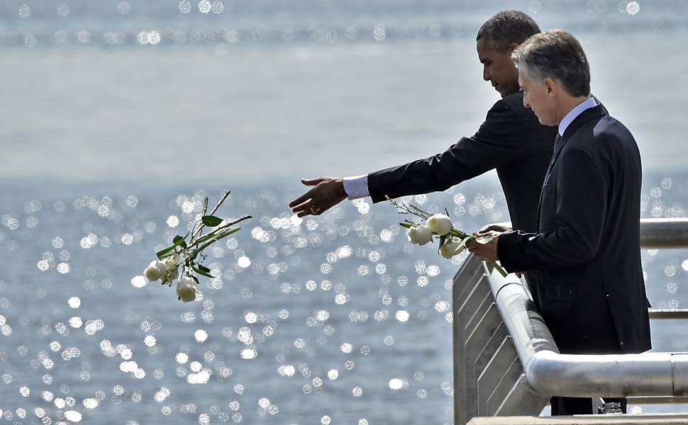 Visita de Obama à Argentina