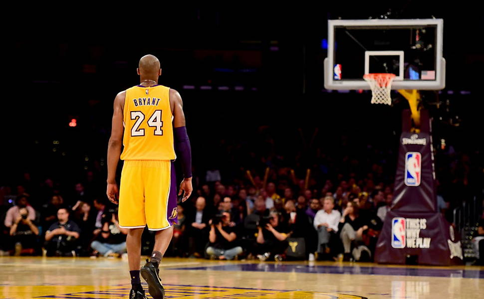 Despedida de Kobe Bryant dos Lakers
