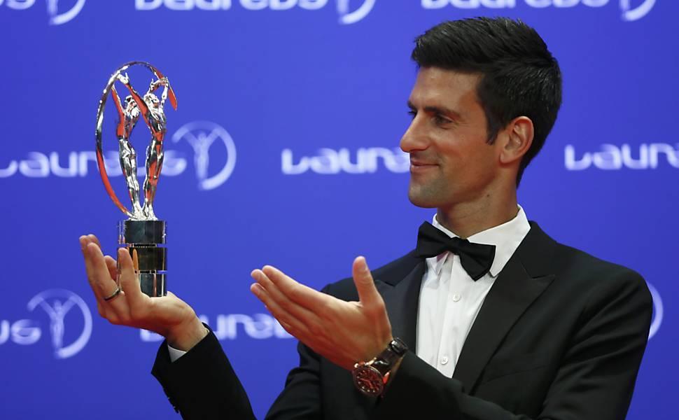 Isto é Novak Djokovic