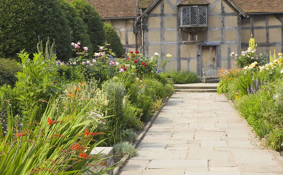 Stratford-upon-Avon, a cidade onde nasceu Shakespeare