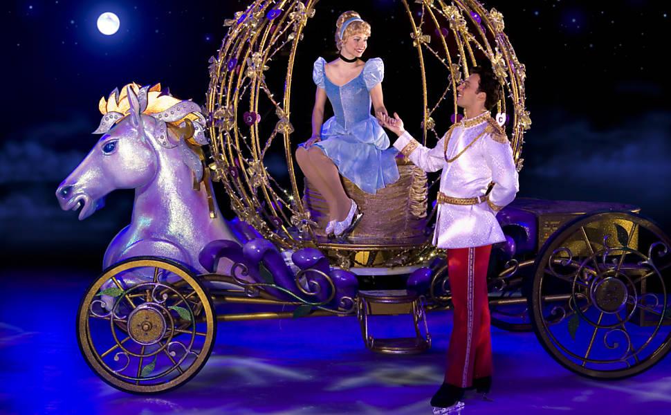 Disney on Ice - Mundos Fantásticos