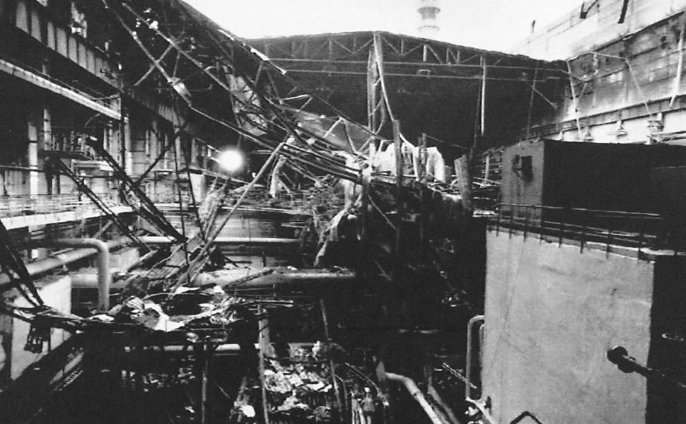 Veja imagens da usina nuclear de Tchernóbil