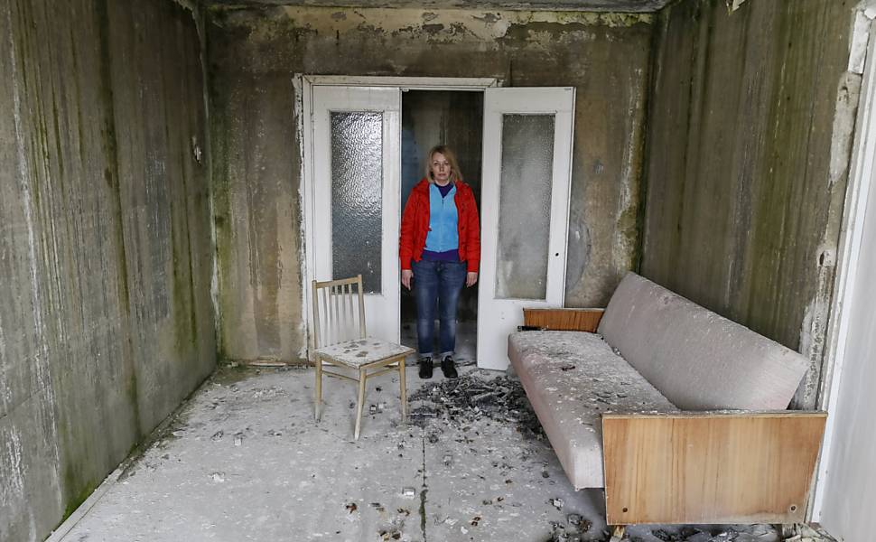 Voltando a Tchernóbil