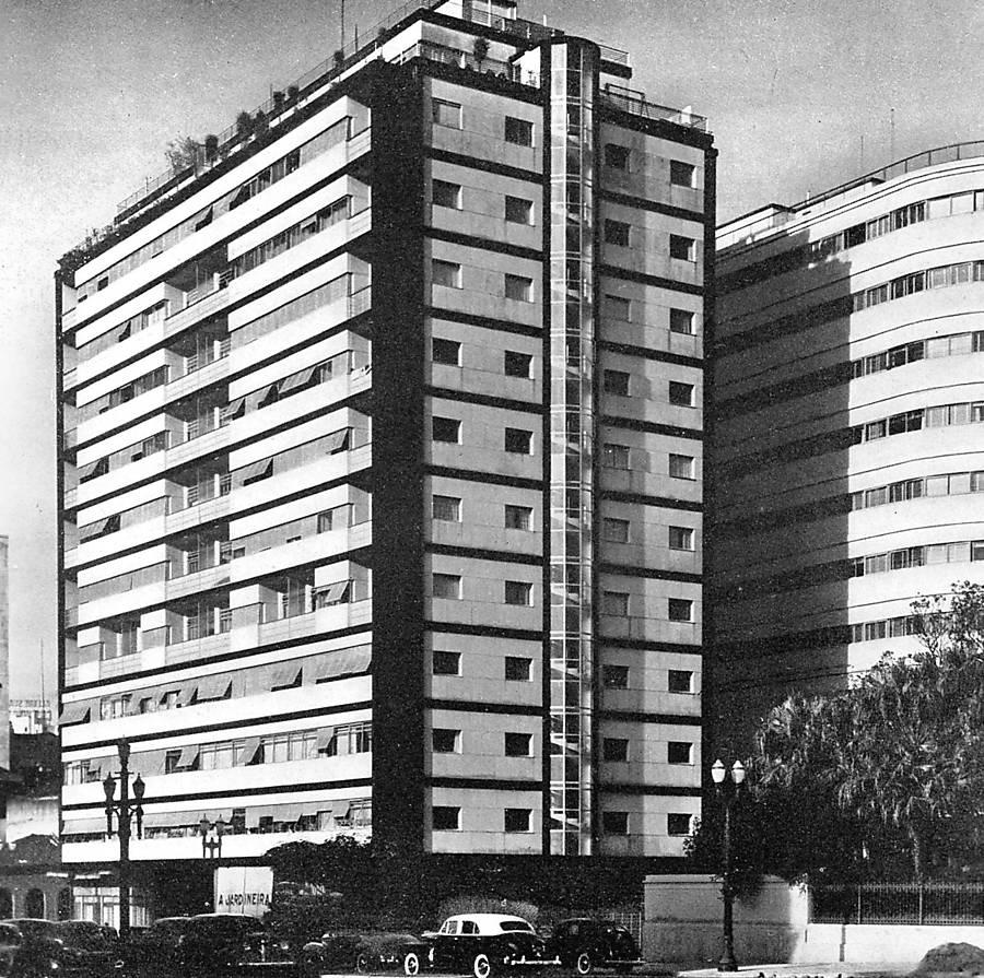 Edifício Esther, pioneiro do modernismo
