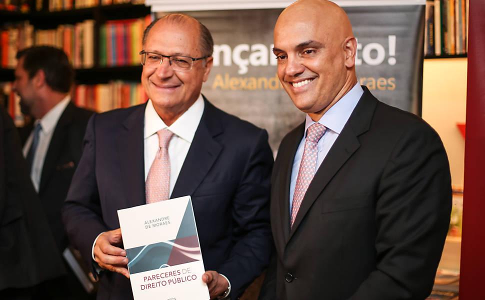 Lançamento de Alexandre de Moraes