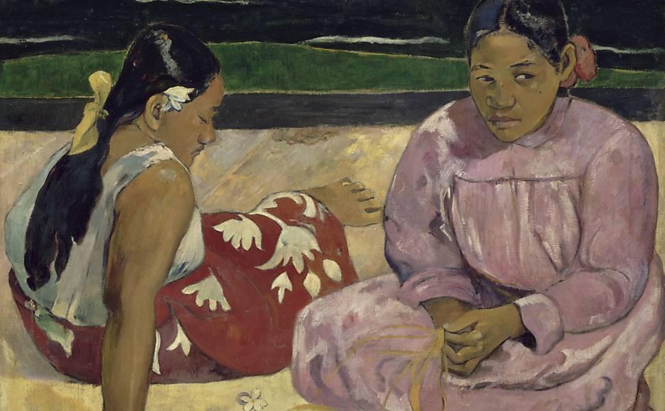 Triunfo da Cor. Pós-Impressionistas