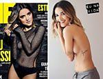 Chateada com Photoshop usado por revista, Manu Gavassi publicou ensaio sensual próprio no Instagram