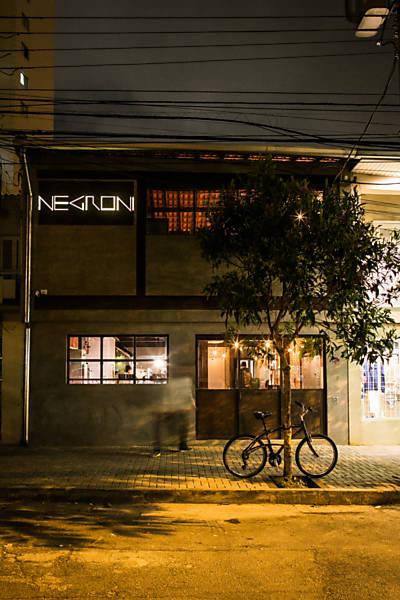 Veja fotos do bar Negroni