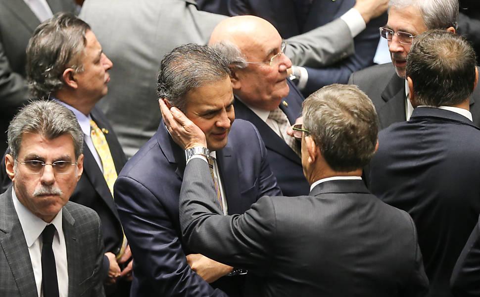 Senado vota  impeachment