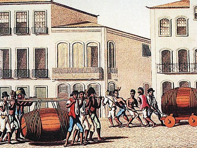 Escravidão no Brasil Império