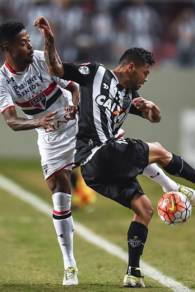 Atlético MG x São Paulo