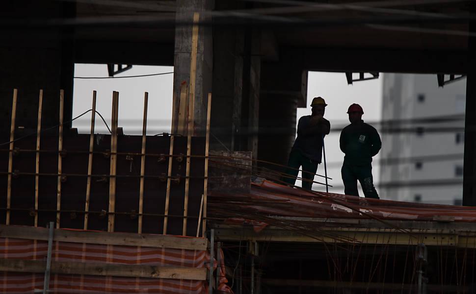 Atividade econômica tem queda no 1º trimestre