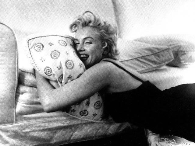 Marilyn Monroe em 17 imagens