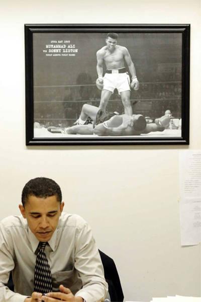 Muhammad Ali e famosos