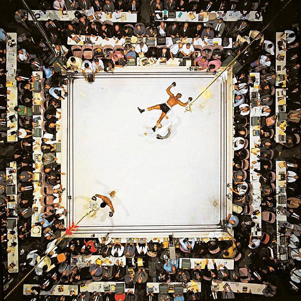 Isto é Muhammad Ali