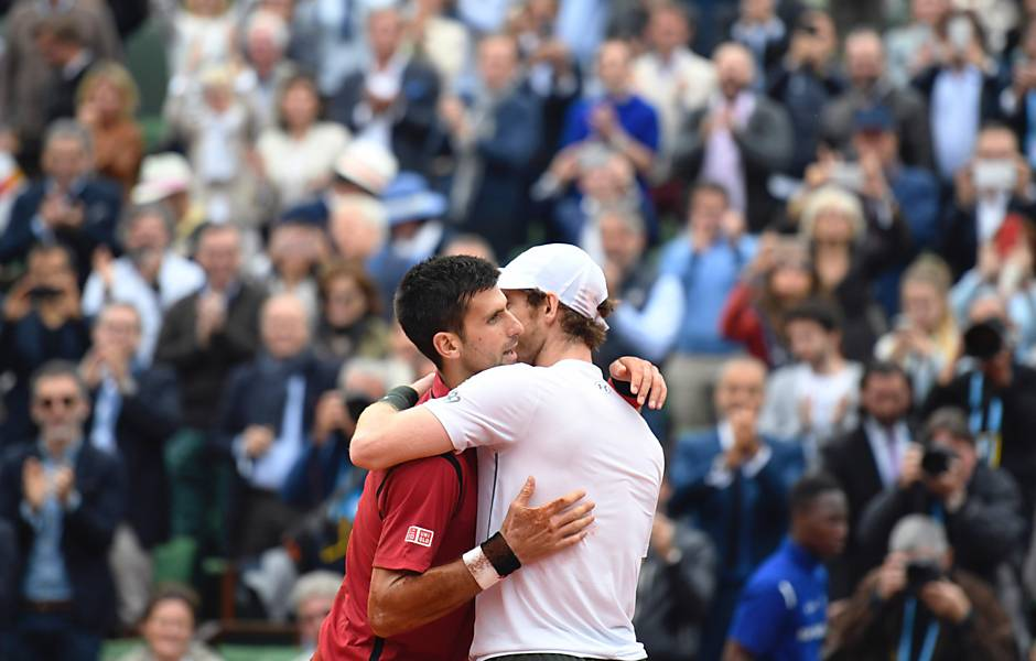 Final masculina em Roland Garros