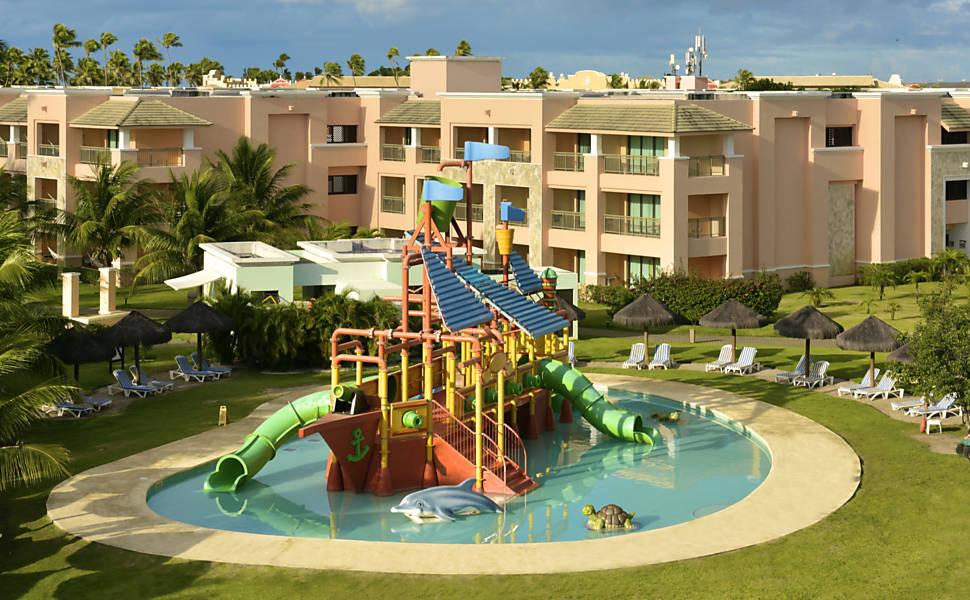 Hotéis para famílias com crianças