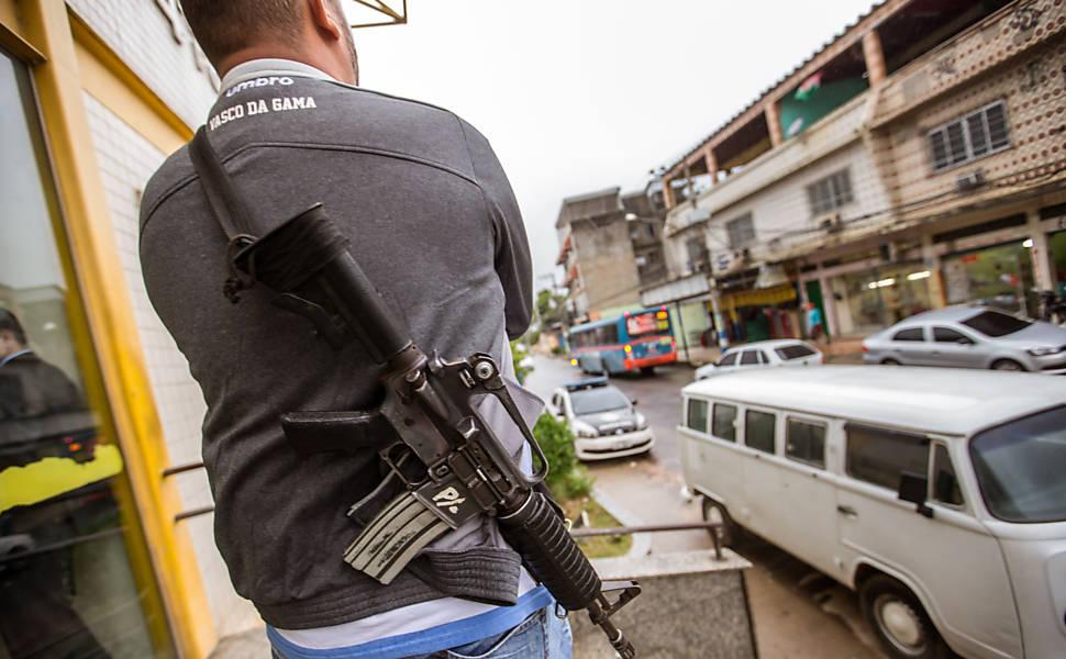 Violência em São João do Meriti (RJ)
