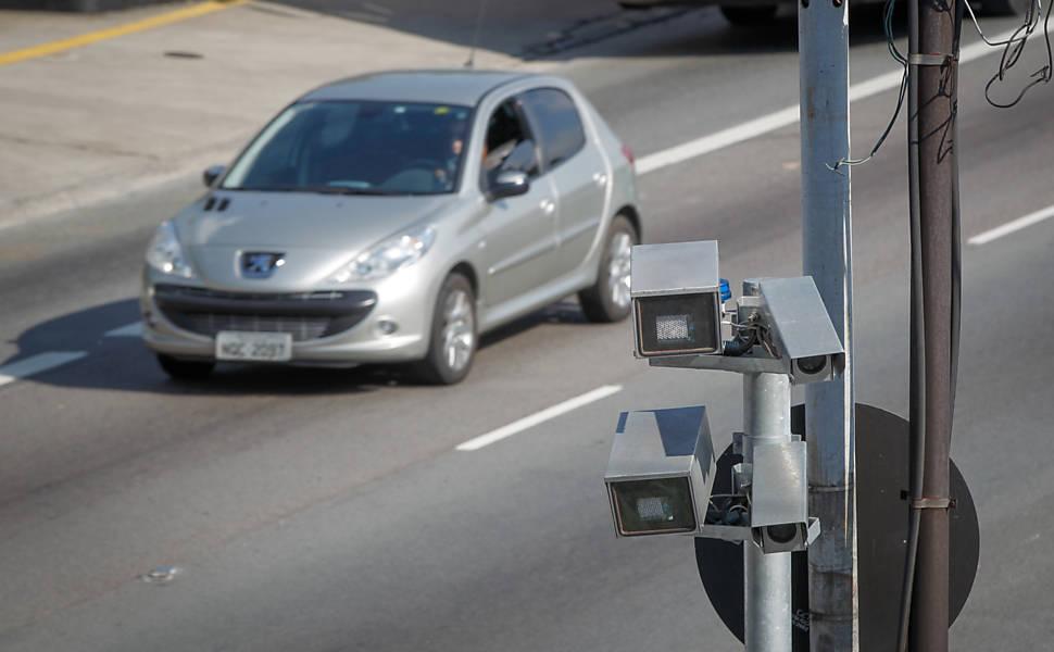 Aumento de radares em São Paulo