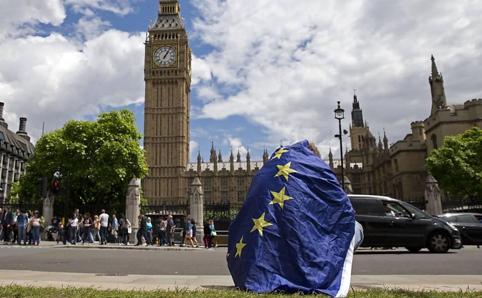 Votação do plebiscito do 'Brexit'
