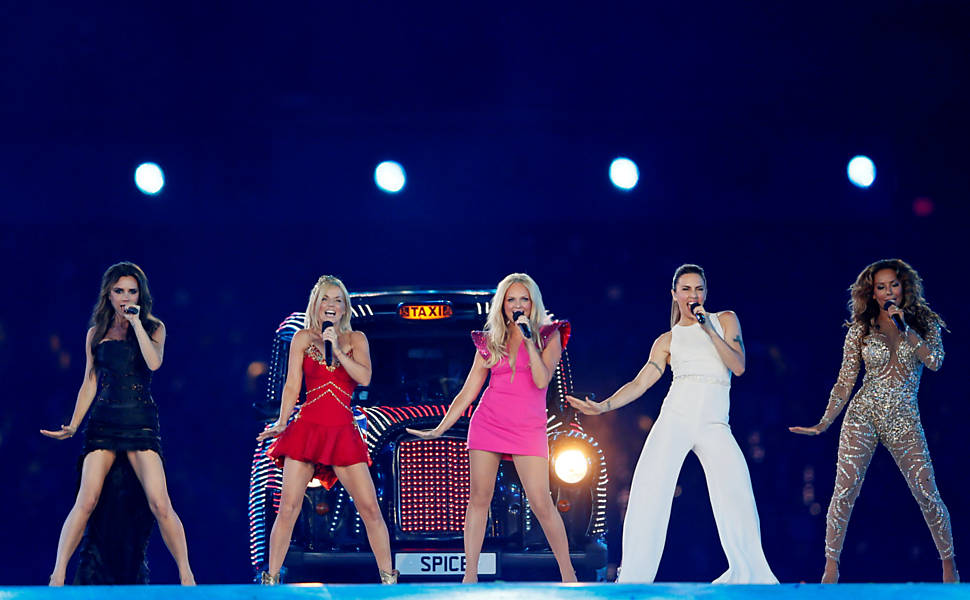 Girl Power - 20 anos das Spice Girls
