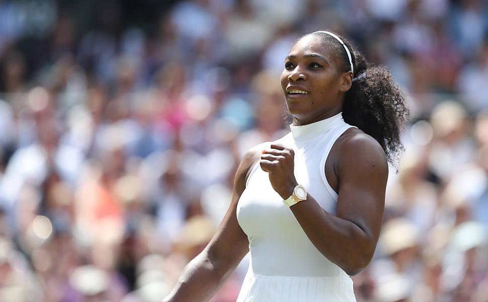 Isto é Serena Williams