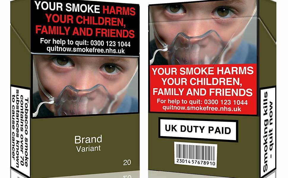 Cigarro pelo mundo