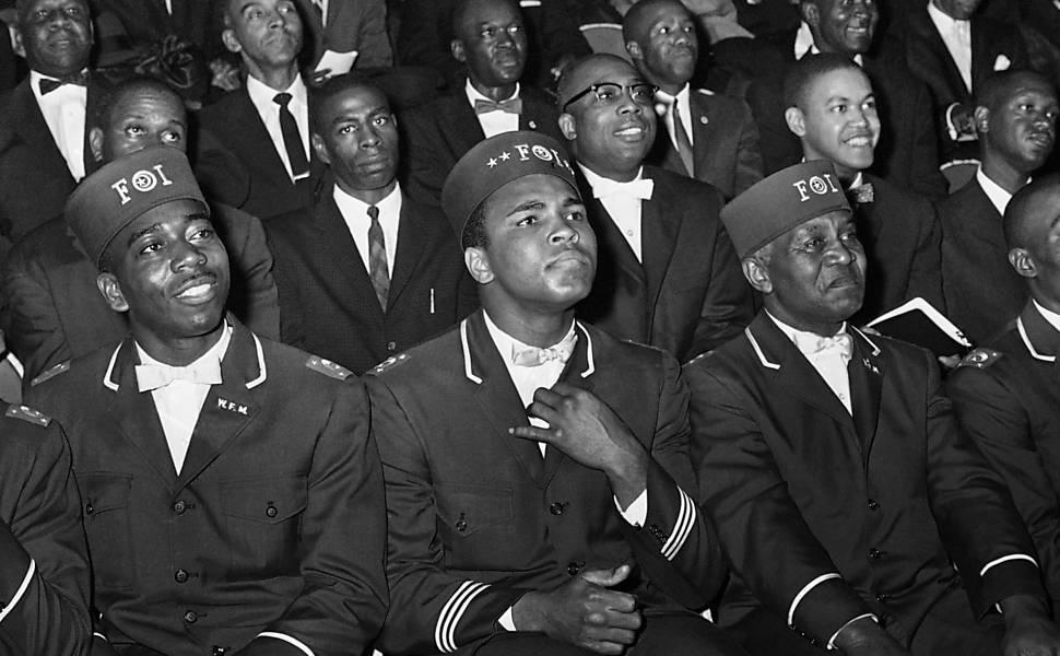 Movimentos Negros nos EUA
