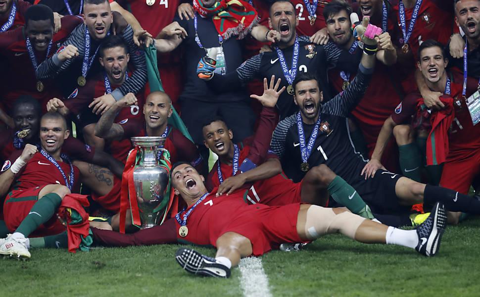 Final da Eurocopa - Portugal x França