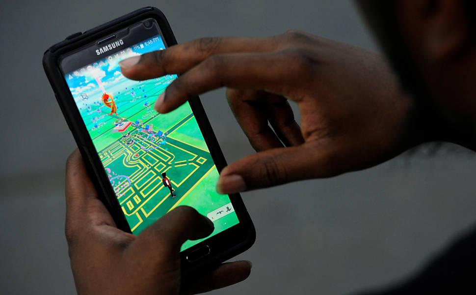 Veja fotos do jogo 'Pokémon Go'