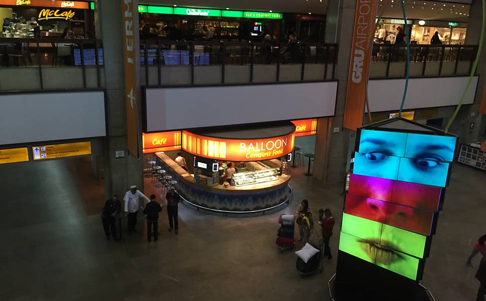 Aeroporto de Cumbica - Guarulhos