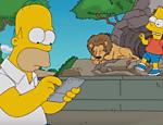 Homer Simpson aparece viciado em