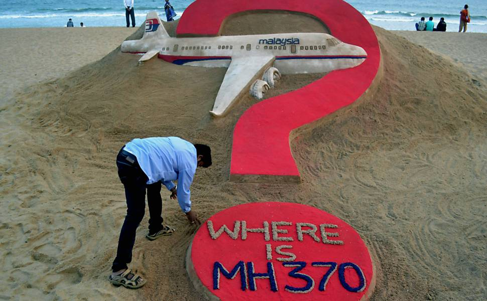 Desaparecimento do voo MH370