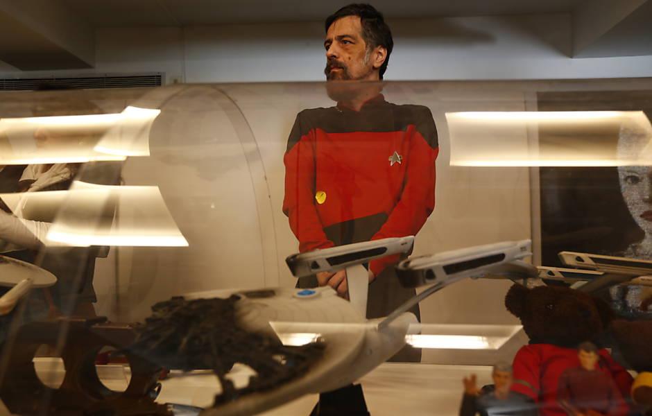 Convenção 50 anos de Star Trek