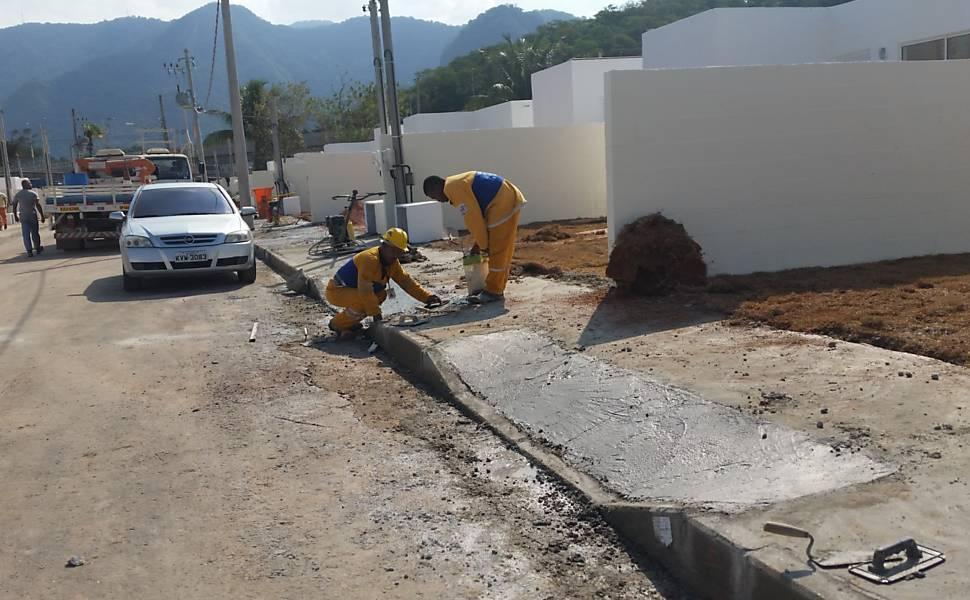 Desocupação da Vila Autódromo, no Rio de Janeiro