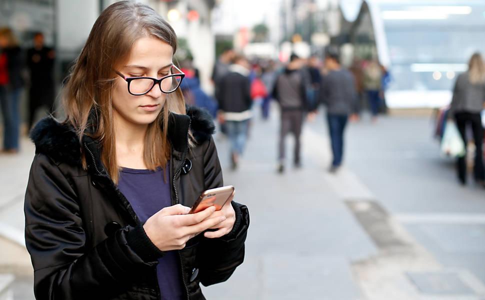 Furto de celulares na Paulista