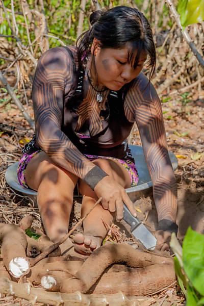 índios do Xingu
