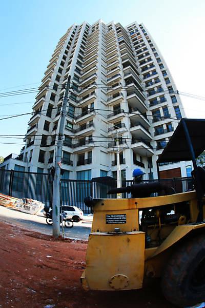 Condomínio no bairro Cidade Jardim