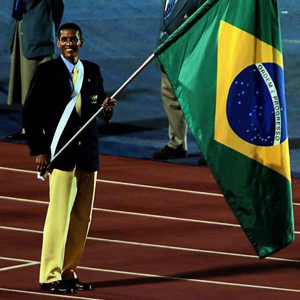 Destaques do Brasil nos Jogos desde Atlanta-1996