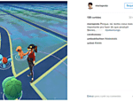 A jornalista Maria Prata já começou sua jornada Pokémon