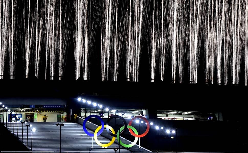 Abertura dos Jogos Olímpicos